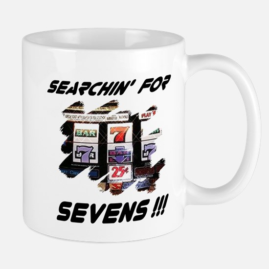 Searchin for Sevens Mugs