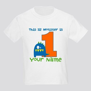 First Birthday Monster T-Shirt