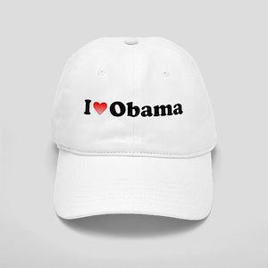 I love Obama Cap