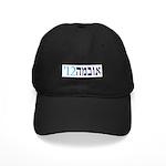 '12 Obama Hebrew Black Cap