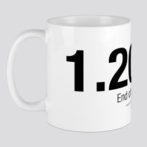 End of an Error Discount Mug