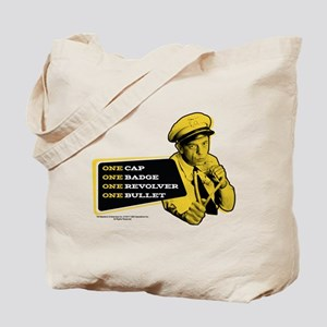 Barney Fife One Tote Bag