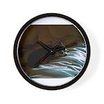 Darkside of Precious the DOG Wall Clock