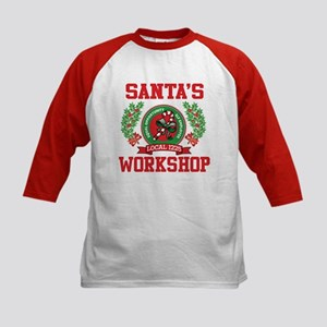 SANTA'S WORKSHOP Kids Baseball Jersey