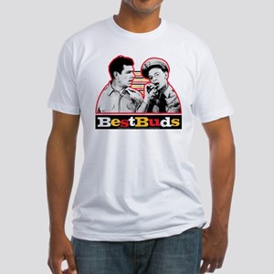 Best Buds Fitted T-Shirt