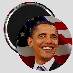 Obama Patriotic Magnet