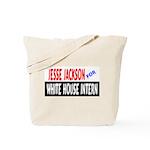 Jesse for Intern Tote Bag