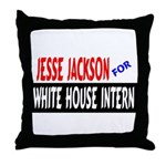 Jesse for Intern Throw Pillow
