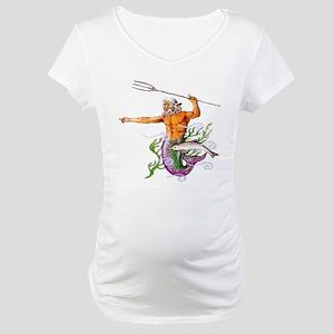 Poseidon Maternity T-Shirt