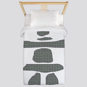 EMBRACE Twin Duvet Cover