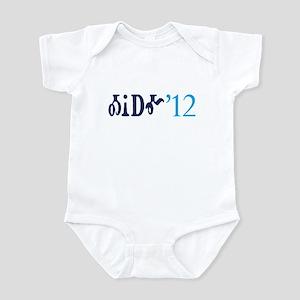 Obama '12 Cherokee Infant Bodysuit