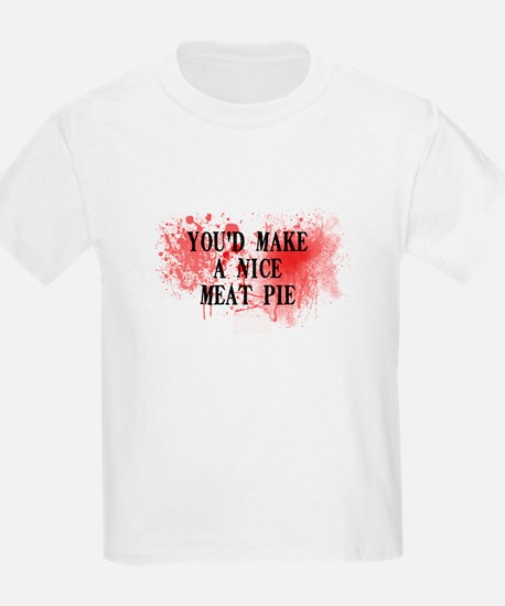 Sweeny Todd's Meat Pie T-Shirt