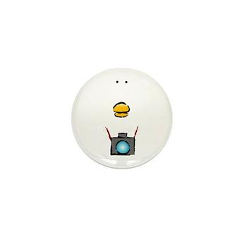 WTD: Big Face Mini Button