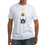 WTD: Big Face Fitted T-Shirt