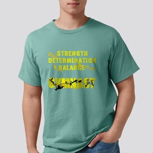 (Dark) Strength,Determination & Balance T-Shirt