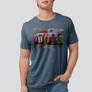 Knitted caravan cover T-Shirt