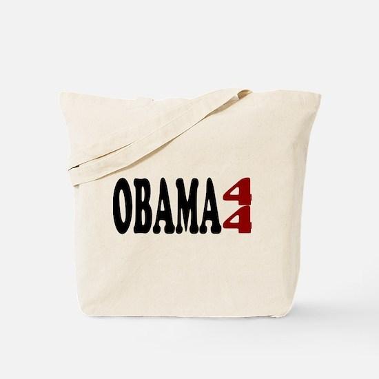 44th President Obama Tote Bag