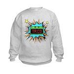 Taco Time - Blue Sweatshirt