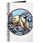 Polar Bear Art Journal Wildlife Painting Gifts