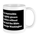 George Washington Quote 11 oz Ceramic Mug