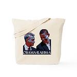 OBAMA-RAHM-A Tote Bag