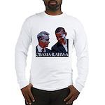 OBAMA-RAHM-A Long Sleeve T-Shirt