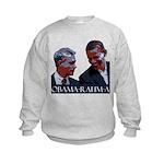 OBAMA-RAHM-A Kids Sweatshirt