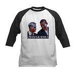 OBAMA-RAHM-A Kids Baseball Jersey