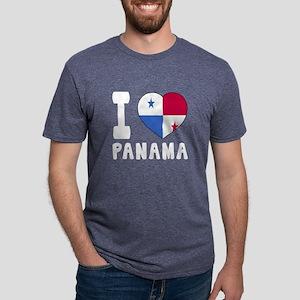I Love Panama Women's Dark T-Shirt