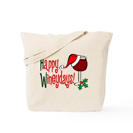 Happy Wineydays Tote Bag
