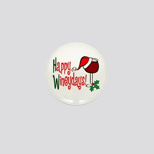 Happy Wineydays Mini Button
