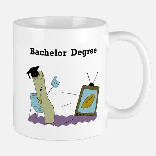 Bachelor Degree Mug