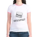 Obama Bikini Wax Jr. Ringer T-Shirt