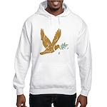 Golden Dove Hooded Sweatshirt
