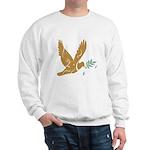 Golden Dove Sweatshirt