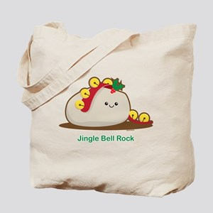 Jingle Bell Rock Tote Bag