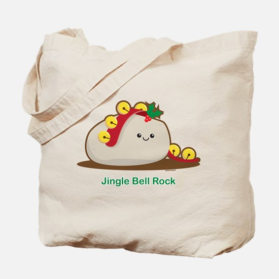 Jingle Bell Rock Tote Bag