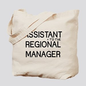 Assistant Manager Tote Bag