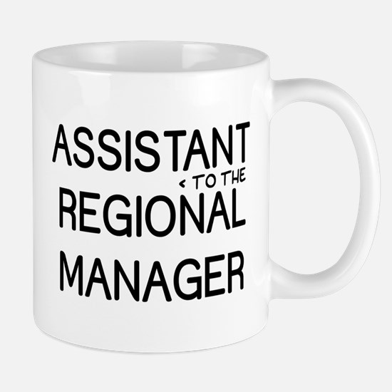 Assistant Manager Small Mug