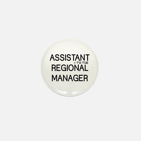 Assistant Manager Mini Button