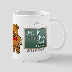 Supernatural- T.Bear Mug