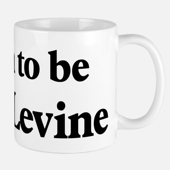 Soon to be Mrs. Levine Mug