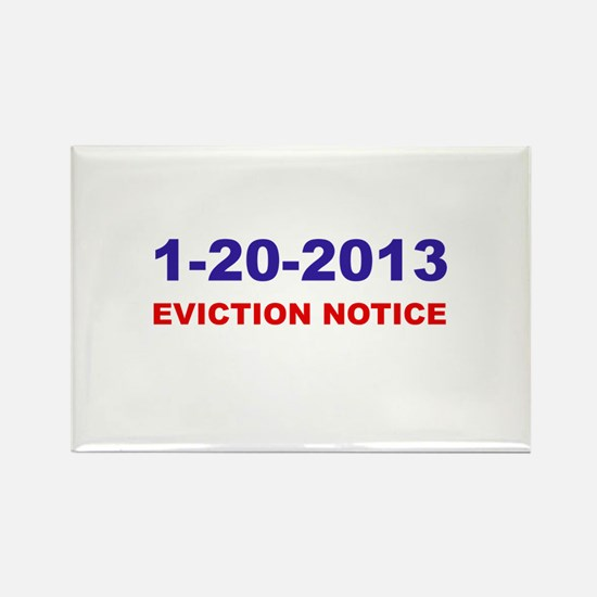 Eviction Notice Rectangle Magnet (10 pack)