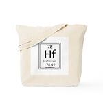 Hafnium Tote Bag
