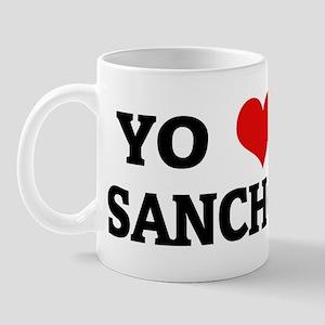 Amo (i love) Sancho Mug