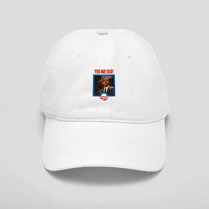 Obama - Yes We Did! Cap