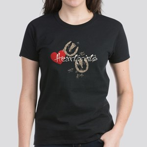 HeartPrints Women's Dark T-Shirt