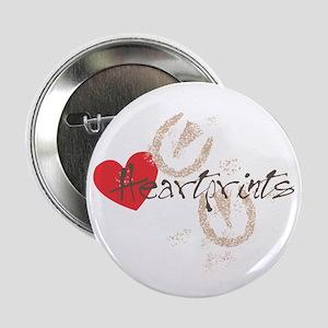 "HeartPrints 2.25"" Button"