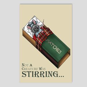"""Victorian Mouse"" Postcards (8)"