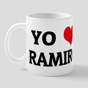 Amo (i love) Ramiro Mug